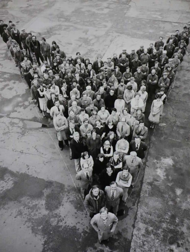 vita staff 1950